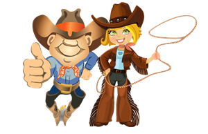 Spirit Day - Western Day - Friday, April 3, 2020